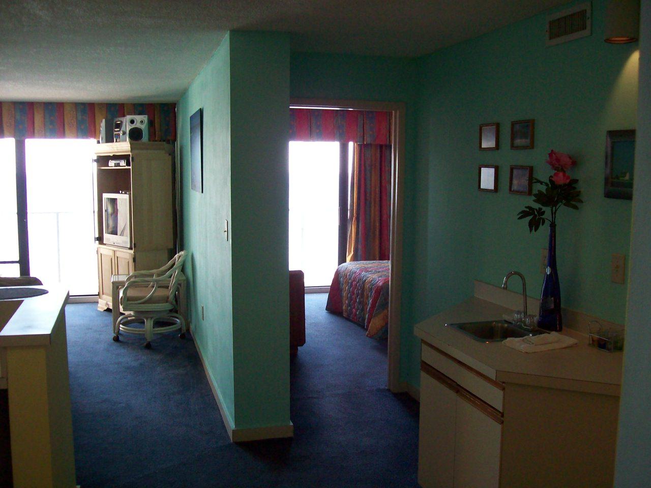Ocean Park 1208 Oceanfront 2br Condo Rental