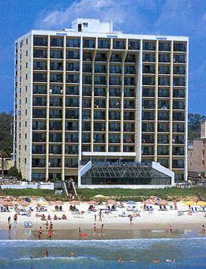 Ocean Park 2BR/2BA Condo #1208